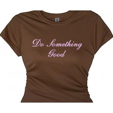 Do Something Good | Environmental tees shirt